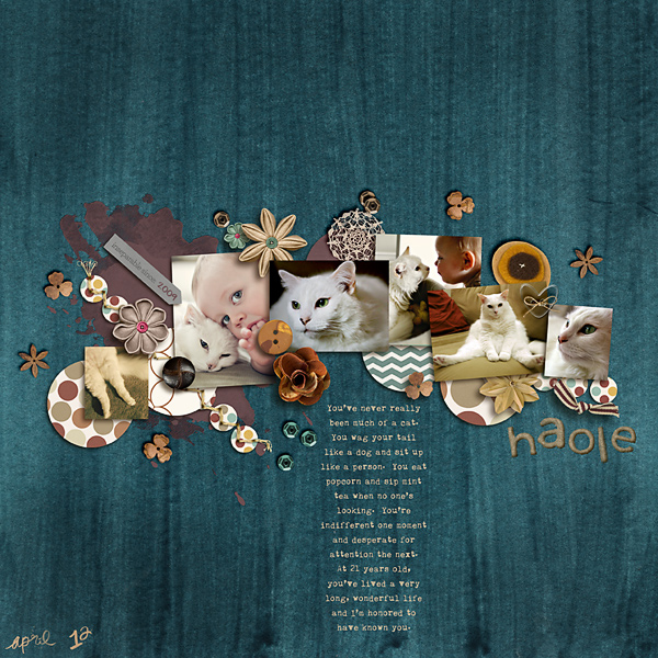 Layout by Liana