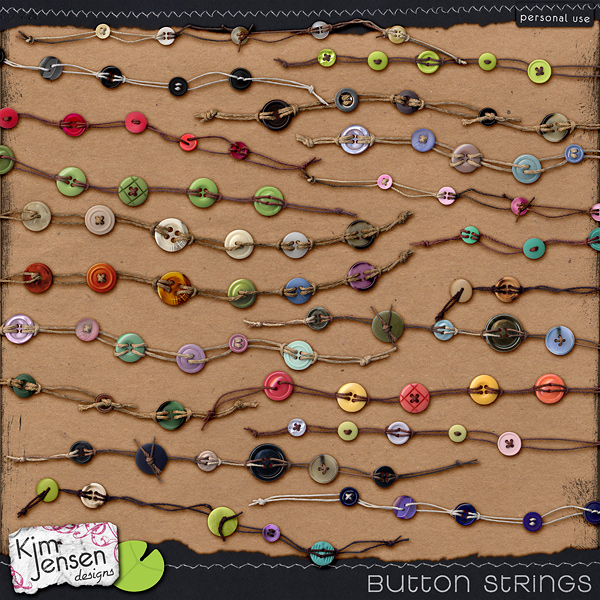 Button Strings