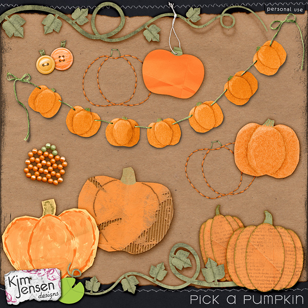 Pick a Pumpkin