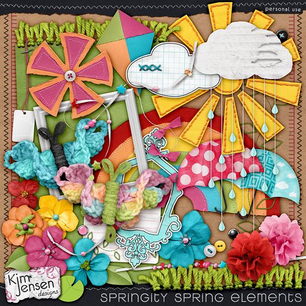 Springity Spring Elements