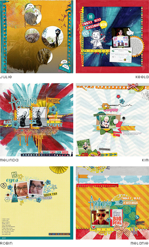 BYOC layouts