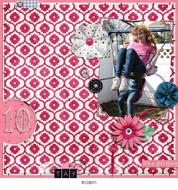 Fashion Friendly Bundle layouts