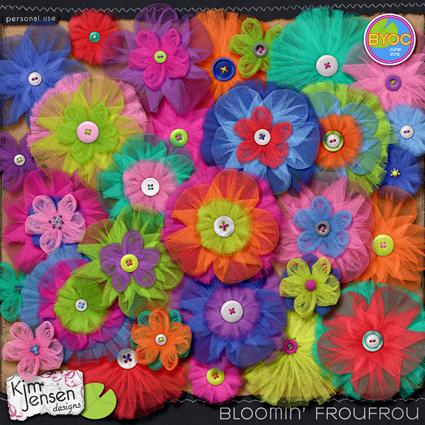 Bloomin' Froufrou