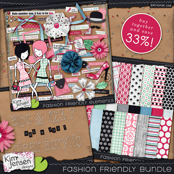 Fashion Friendly Bundle