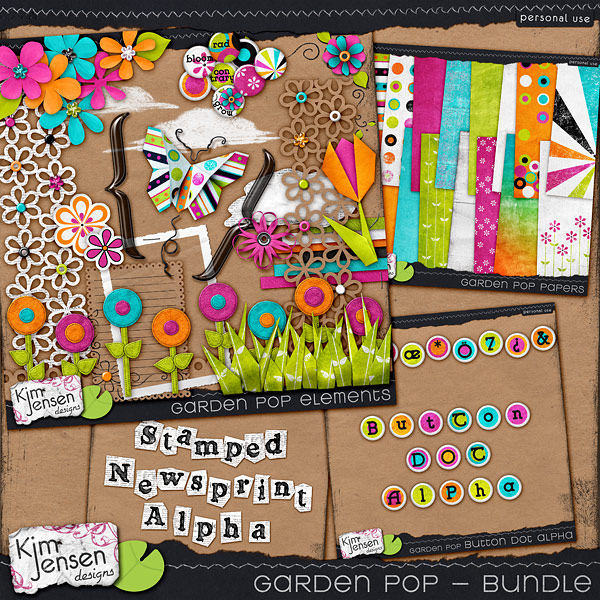 Garden Pop Bundle