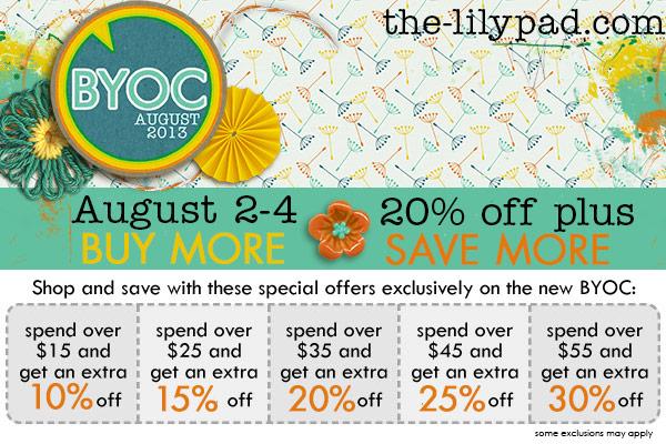 August BYOC deals