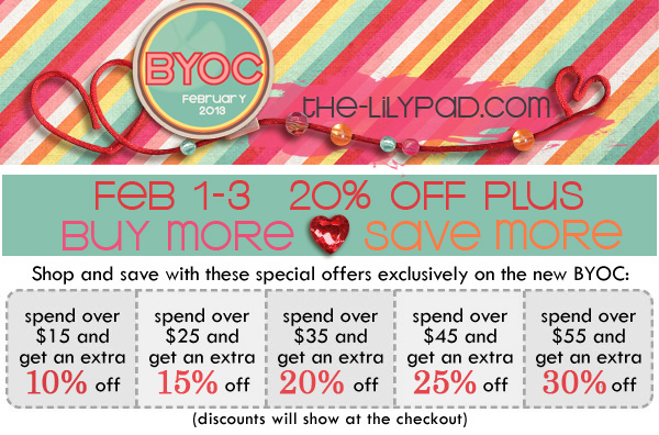 February BYOC deals