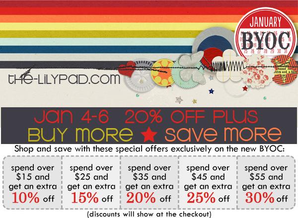 January BYOC deals