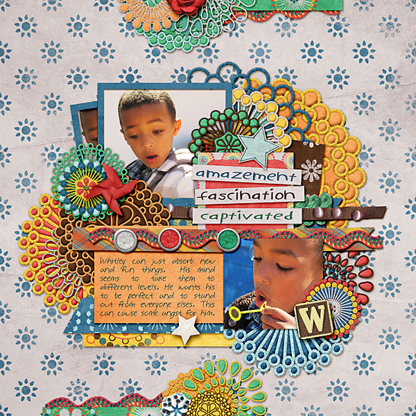Layout by Anne